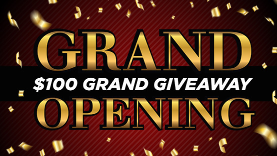 $100 Grand Giveaway