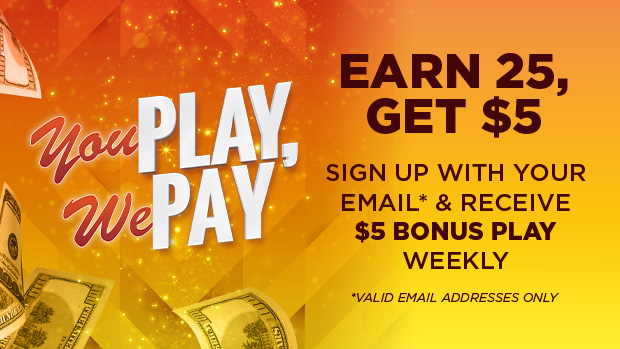 Earn 25 points and get $5