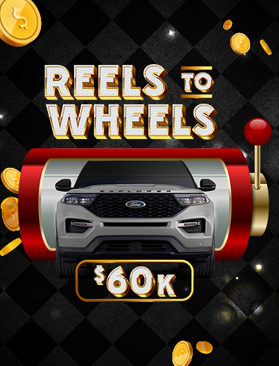 Chisholm Trail Casino Reels to Wheels